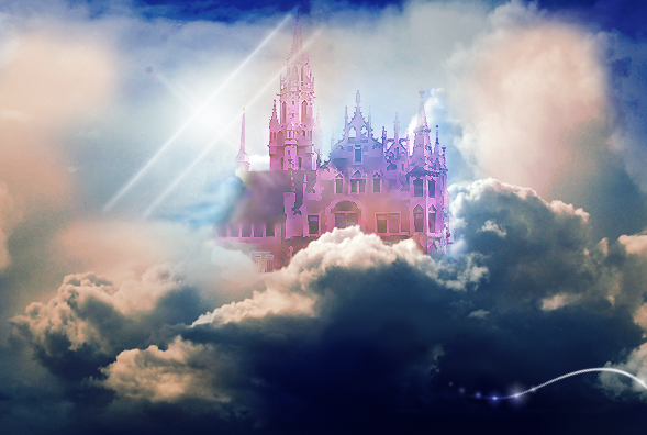 castle_on_a_cloud_by_icandiie